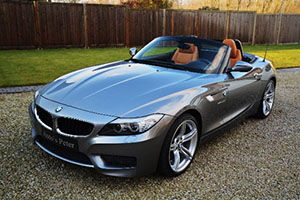 BMW Z4 2.5i S-Drive 23 M-Pack