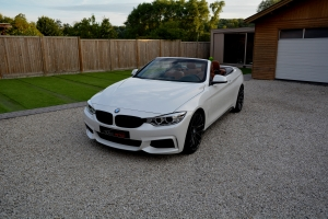 BMW 420i Cabriolet Automaat  M-Performance Pack