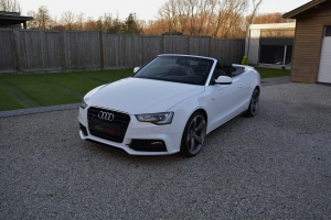 Audi A5 2.0 TDI Cabriolet  S-Line