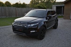 Range Rover Evoque Dynamic TD4 Automaat