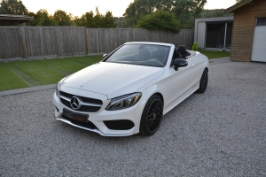 Mercedes C 220 D AMG Cabriolet 9G-Tronic