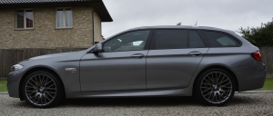 BMW 535 DA Break X-Drive  Automaat
