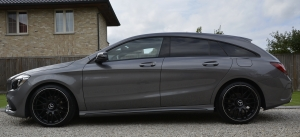 Mercedes CLA 200 D AMG 7G-DCT Shooting Break