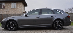 Audi  A4 2.0 TFSI Break Ultra S-Line  S-Tronic