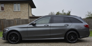 Mercedes C 220 D Break AMG 9G-Tronic