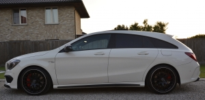 Mercedes CLA 45 AMG 7G-DCT Shooting Break