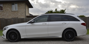 Mercedes C 200 D Break 7G-DCT
