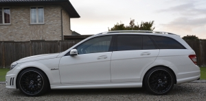 Mercedes C 63 AMG 6.3 V8 Break