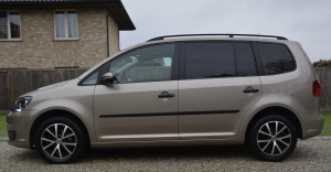 VW Touran 1.6 TDI Highline DSG