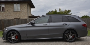 Mercedes C 43 AMG Break 4-Matic 9G-Tronic