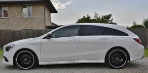 Mercedes CLA 180 AMG BE Shooting Break
