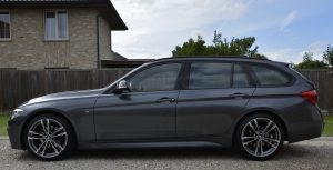 BMW 320 DA Break  M-Sportpakket