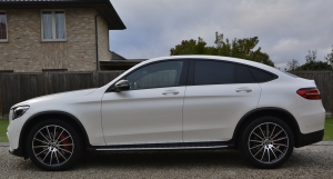 Mercedes GLC Coupé 250 AMG 4-Matic