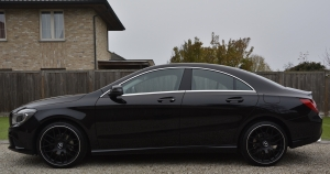 Mercedes CLA 180 BE Sport