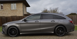 Mercedes CLA 180 AMG  7G-DCT Shooting Break