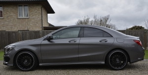 Mercedes CLA 200 BE AMG