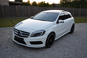 Mercedes A200 BE AMG 7G-DTC