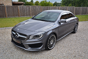 Mercedes CLA 200 CDI AMG Automaat 7G-DTC