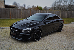 Mercedes CLA 200 CDI AMG Automaat 7G-DCT