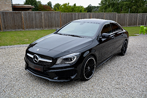 Mercedes CLA 180 AMG Automaat 7G-DCT